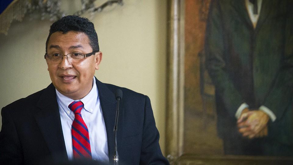 Carlos Hernández, presidente ejecutivo de ASJ.