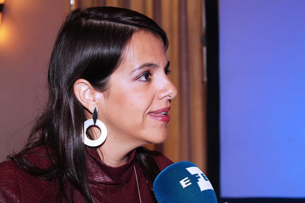 María Paula Romo, exdiputada ecuatoriana.