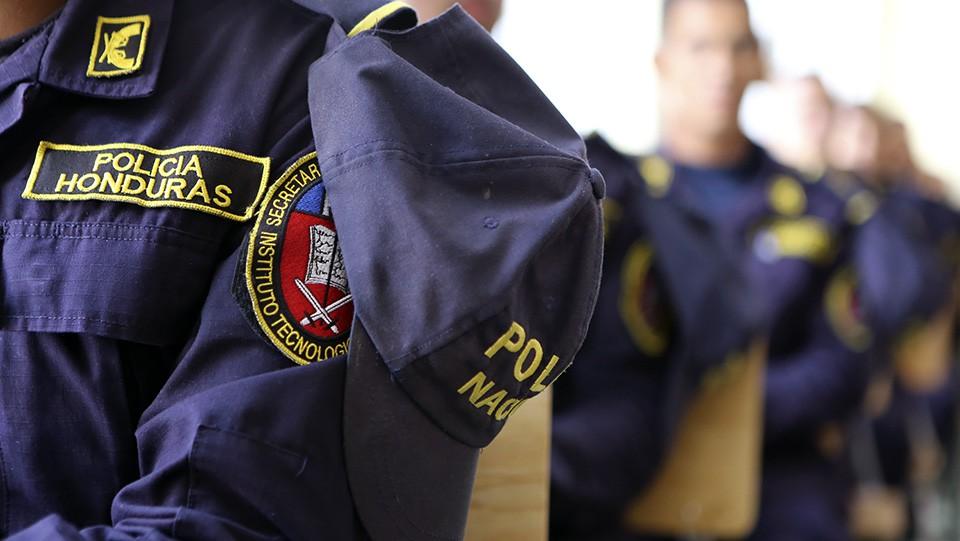 Instituto Tecnológico Policial de la Secretaría de Seguridad de Honduras.