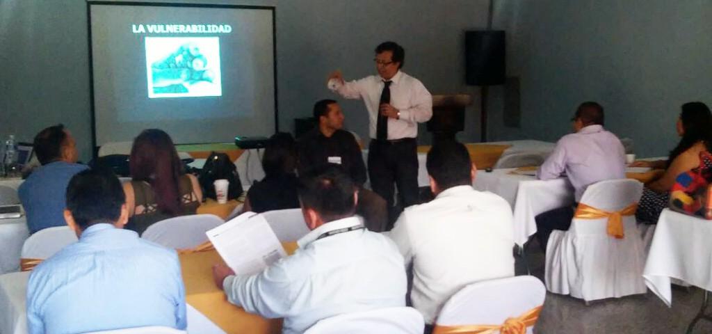 Fiscales y operadores de justicia participan en la socialización de las reformas en Choluteca.