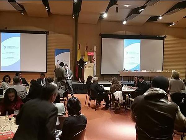 Asistentes a la Conferencia Regional sobre Calidad de Datos de Homicidios en Bogotá, Colombia.