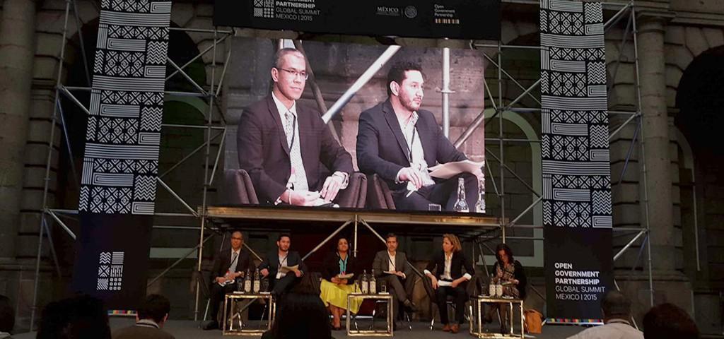 Darío Ramírez (izquierda) y Lester Ramírez (derecha), durante una de las plenarias.