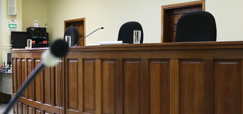 Rescate también instruye a jueces y fiscales en el uso de la Cámara de Gesell.