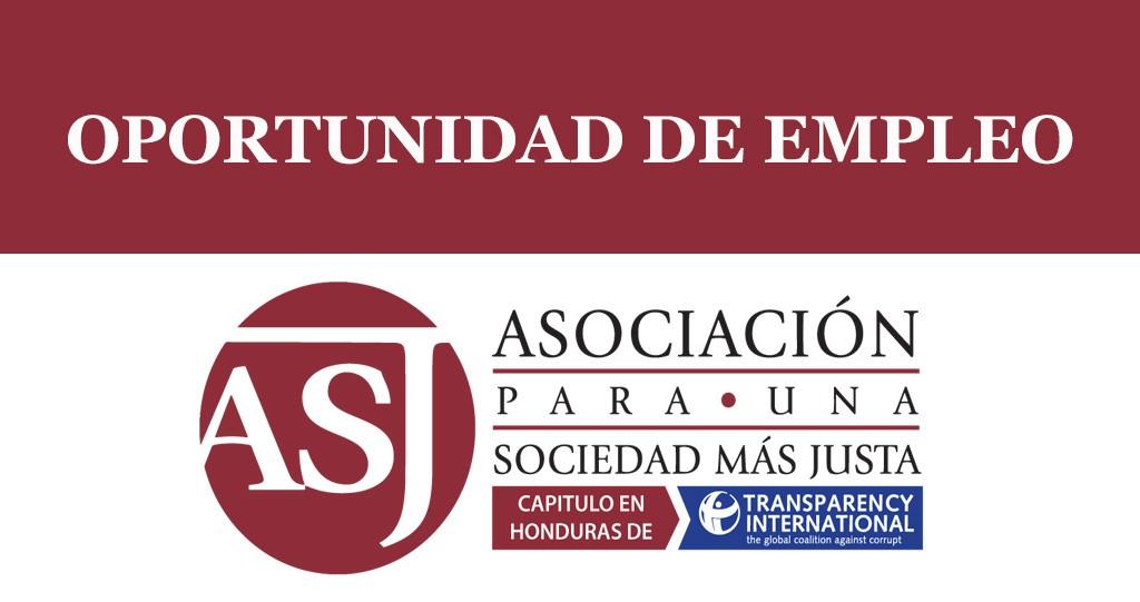 Oportunidad Disponible Para Oficial De Derechos Humanos Asj Honduras