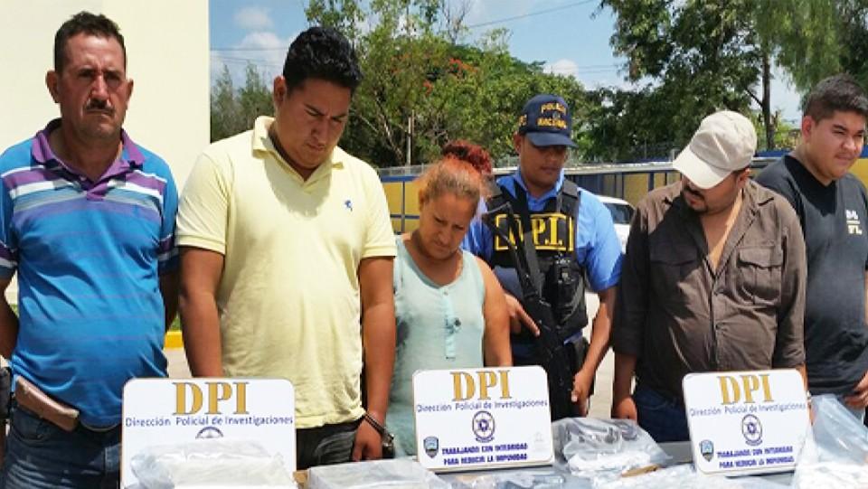 Los sospechosos fueron remitidos a prisión. (Foto: cortesía Diario Tiempo)
