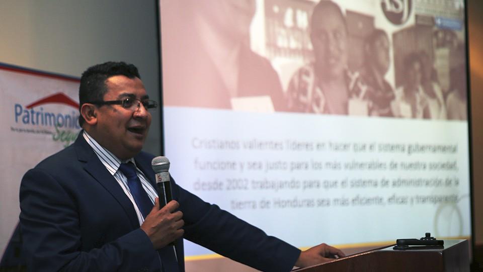 Carlos Hernández, presidente ejecutivo de ASJ Honduras.Carlos Hernández, presidente ejecutivo de ASJ Honduras.