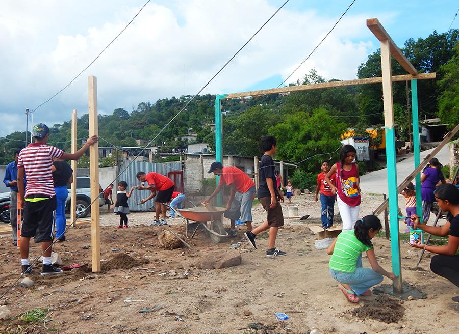 proyecto comunitario ASJ