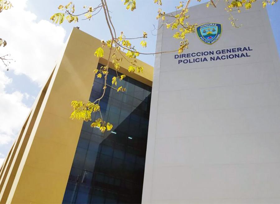 Dirección de la Policía Nacional de Honduras