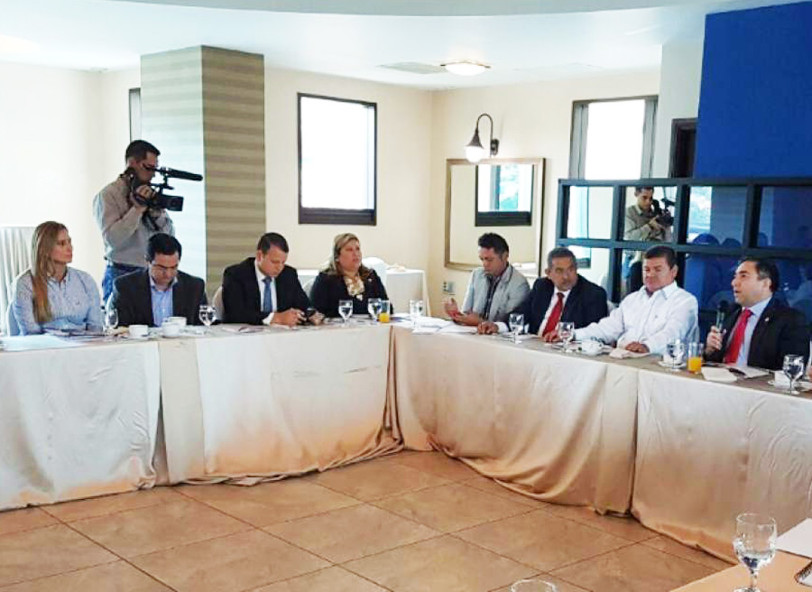 comisión multipartidaria