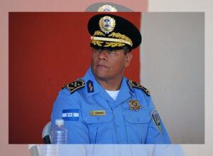 Comisión Depuradora investigará supuesta alteración de expediente de director policial