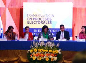 Hay que saber quién financia a los candidatos: Delia Ferreira