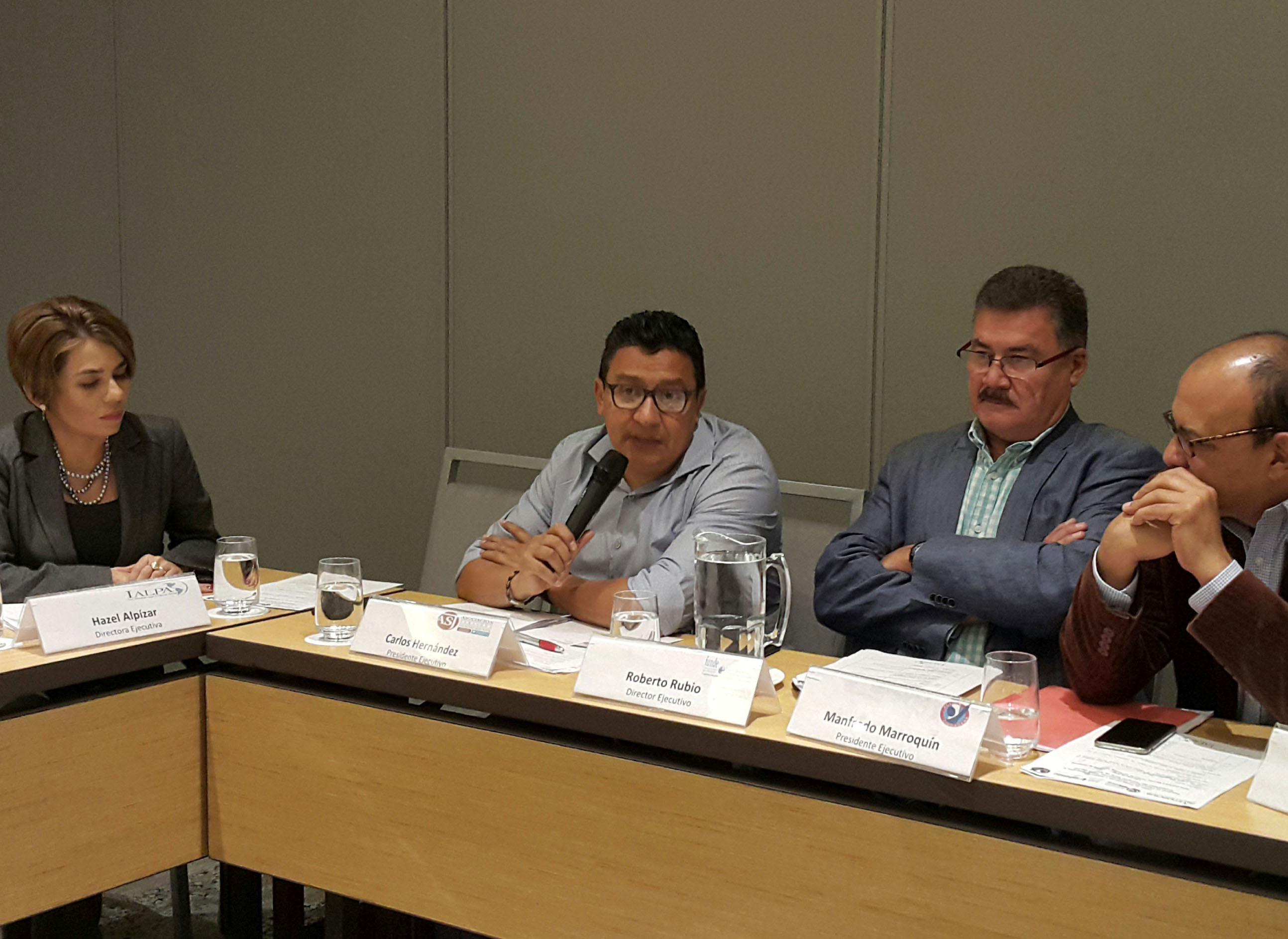 Dirigentes de la Asociación para una Sociedad más Justa (ASJ) lideran la delegación hondureña en la reunión a celebrarse en la capital guatemalteca