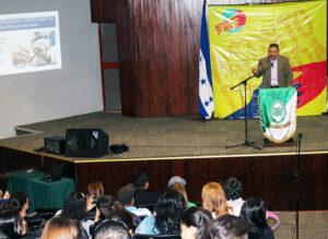 """""""Instinto de Vida"""" sigue corriendo la voz en Honduras para reducir la violencia homicida"""