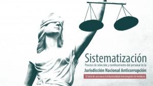 Informe de Sistematización del proceso de selección y nombramiento del personal de la Jurisdicción Nacional Anticorrupción