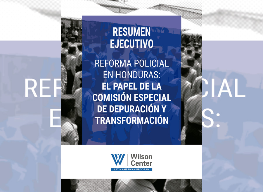 resumen estudio wilson center