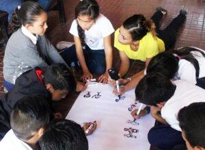 """""""Desarmados y educados"""", una iniciativa para prevenir la violencia desde las escuelas"""