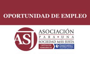 Auditoría a estados financieros de la Asociación para una Sociedad más Justa - Año fiscal 2017