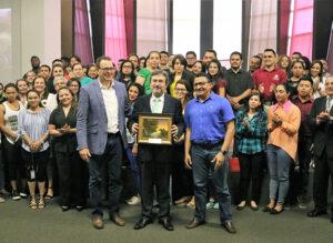 ASJ reconoce labor de Juan Jiménez Mayor en la lucha contra la corrupción
