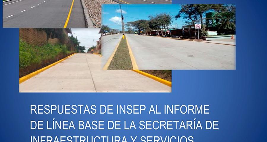 Respuesta Insep a ILB-ASJ