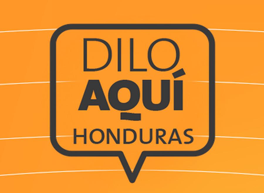 dilo aqui Honduras2