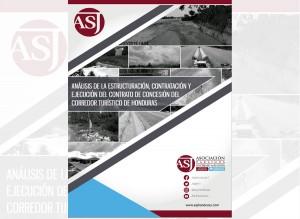 INFORME: Análisis de la estructuración, contratación y ejecución del contrato de concesión del Corredor Turístico