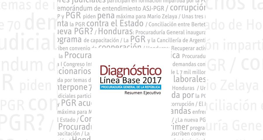 Resumen ejecutivo Diagnostico PGR