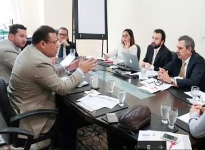 ASJ analiza con misión de la OEA puntos fundamentales para transformar sistema electoral