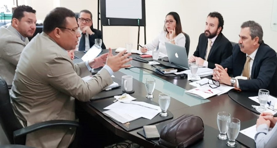 reunion mision electoral OEA