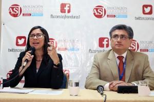 ASJ y Hospital Mario Mendoza piden atender efectos de violencia en salud de hondureños