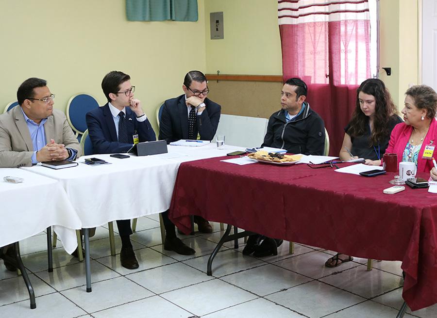 reunion reformas electorales