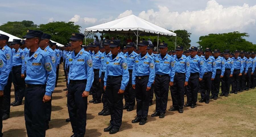 Policia Nacional Honduras