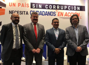 ASJ comparte en El Salvador lecciones aprendidas en lucha anticorrupción