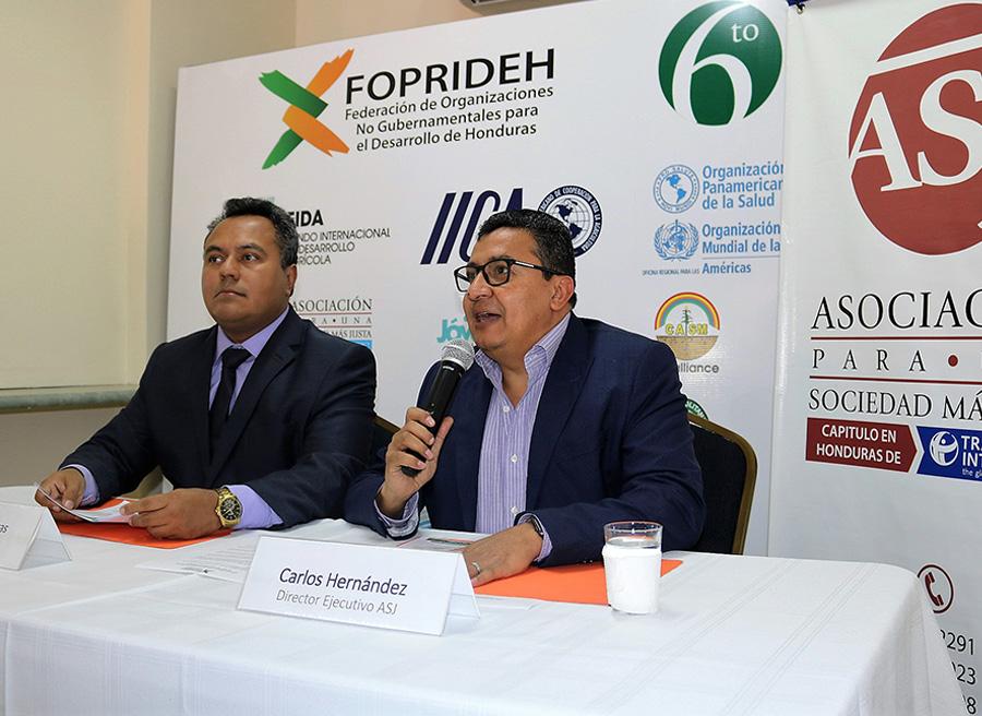 conferencia foprideh