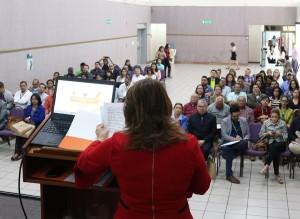 ASJ comparte su experiencia en auditoría social e incidencia en VI Congreso de ONGD