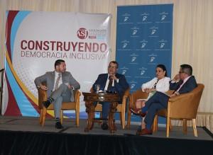 Expertos internacionales recomiendan independencia de nueva institucionalidad electoral