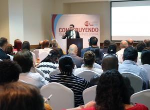Expertos locales y extranjeros comparten experiencias en procesos de reforma al RNP