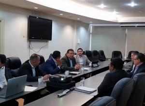 TSE presenta a ASJ propuesta de nuevo marco legal electoral remitida al Congreso Nacional