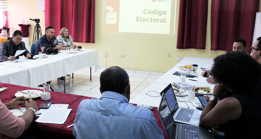 coversatorio Codigo Electoral
