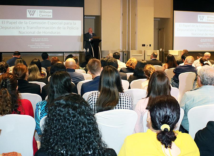 presentacion Wilson Center
