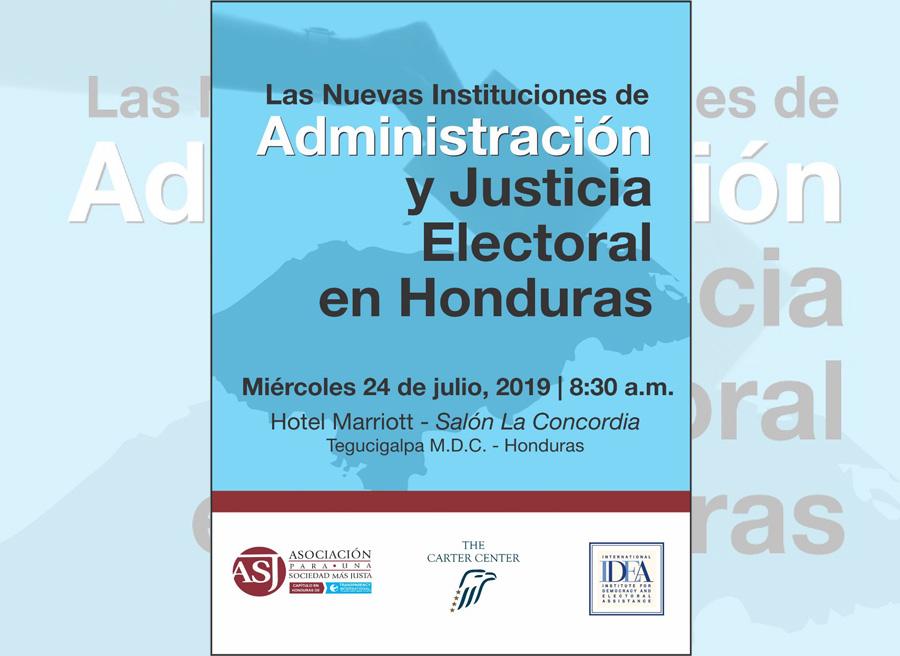 foro organos electorales previa