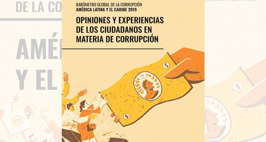 barometro global corrupcion 2019
