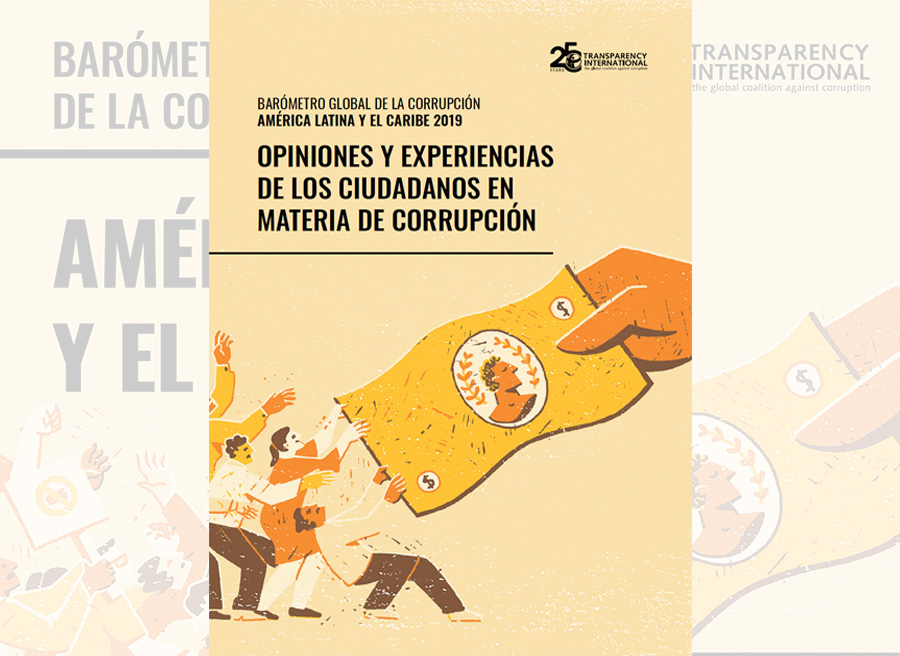 barometro global corrupcion 2019