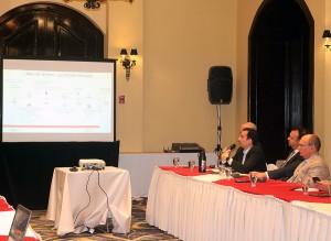 Veedores internacionales y ASJ realizan evaluación al Instituto de la Propiedad