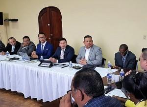 ASJ entrega propuesta de Código Electoral y de Consultas Ciudadanas al Congreso Nacional