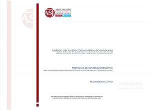 Resumen Ejecutivo: Análisis del nuevo Código Penal de Honduras