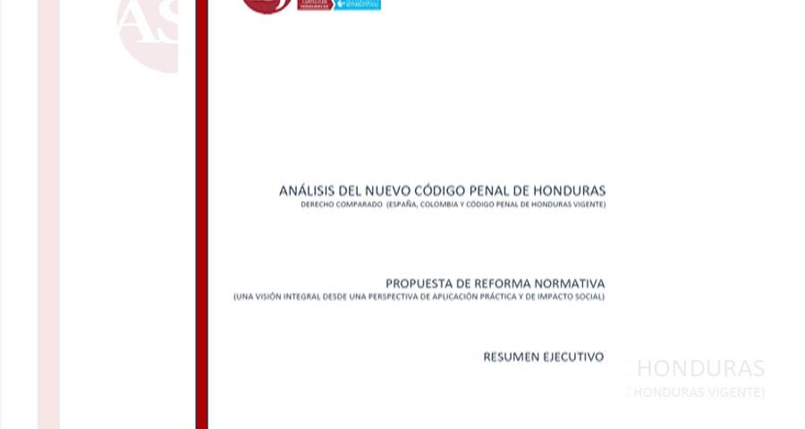 resumen analisis codigo penal