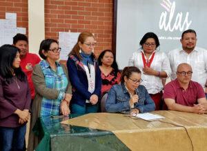 ASJ participó en Encuentro Latinoamericano contra la Mafia