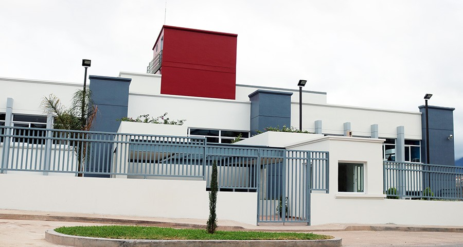 fachada edificio enero 2020