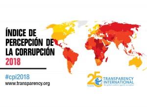 TI: Corrupción es más generalizada en países donde el dinero influencia el poder político