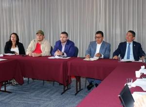ASJ presenta a Comisión de Seguridad del CN estudio sobre aplicación de nueva Ley de Armas